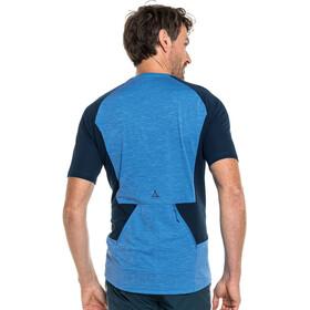 Schöffel Auvergne Shirt Men, niebieski